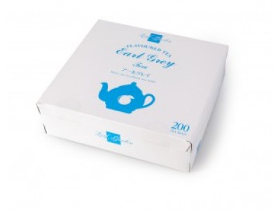 Чай черный в пакетиках для чашки Ти Тэнг earl grey 200*2 г