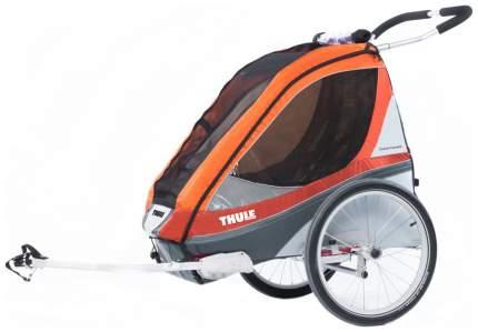 Одноместная коляска Thule Chariot Corsaire 1 Orange