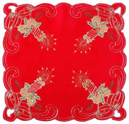 Салфетка SANTALINO Новогодняя 829-125 35x35 см