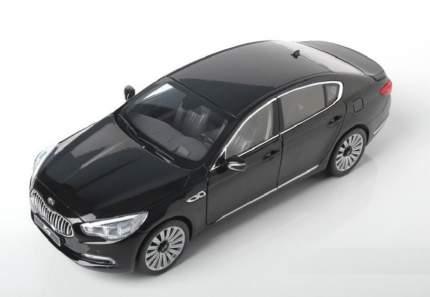 Модель автомобиля Hyundai-Kia 3TF70AQ118BK 1:18 quoris черный