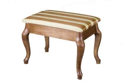 Банкетка Ретро с ящиком 1408 Средне-коричневый