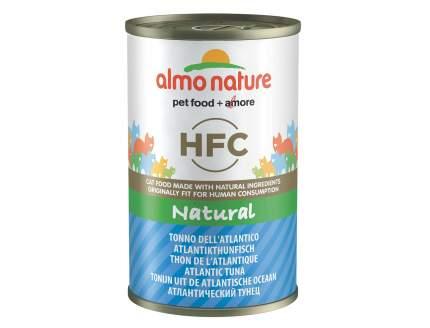 Консервы для кошек Almo Nature HFC Natural, атлантический тунец, 12шт по 140г