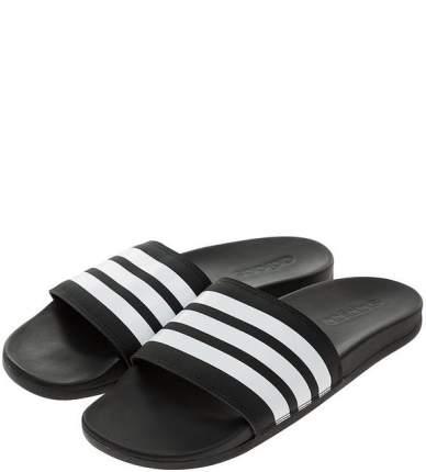 Шлепанцы Adidas AP9971, черный/белый, 8 DE