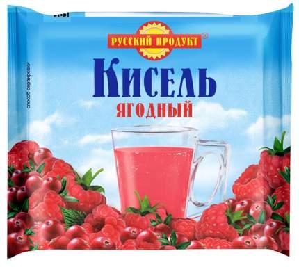 Кисель быстрого приготовления ягодный Русский Продукт брикет 220 г