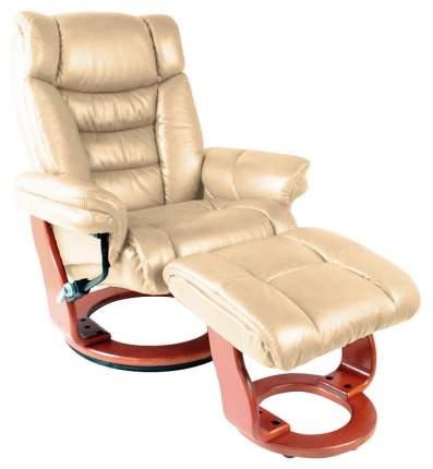 Кресло для гостиной Duorest 105х81х132 см, коричневый/бежевый