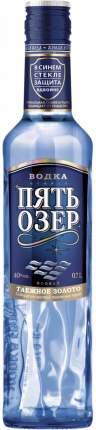 Водка Пять Озер Особая 0.7 л
