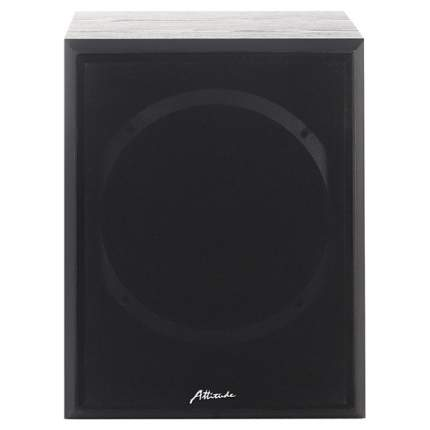 Сабвуфер Attitude Alpha 4500 Black