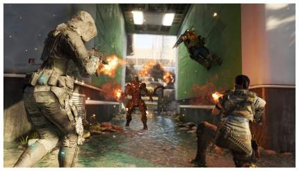 Игра Call of Duty: Black Ops III для PlayStation 3