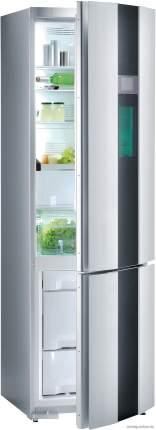 Холодильник Gorenje RK2000P2 Silver/Black