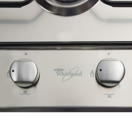 Встраиваемая варочная панель газовая Whirlpool AKT301/IX Silver