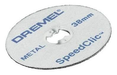 Отрезной диск по камню для угловых шлифмашин DREMEL 2615S456JC