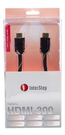 Кабель цифровой аудио-видео interstep IS-DC-HDMI300KA-000B201