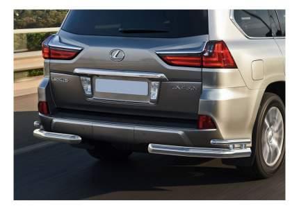 Защита заднего бампера RIVAL для Lexus (R.3210.007)