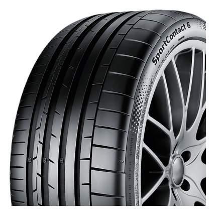 Шины Continental SportContact 6 315/25ZR23 102Y XL FR (357201)