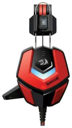 Игровые наушники Redragon Ridley Black/Red