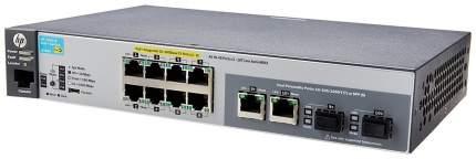 Коммутатор HP Aruba 2530-8-PoE+ JL070A