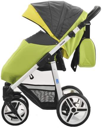 Прогулочная коляска Mr Sandman Traveler Premium SL09