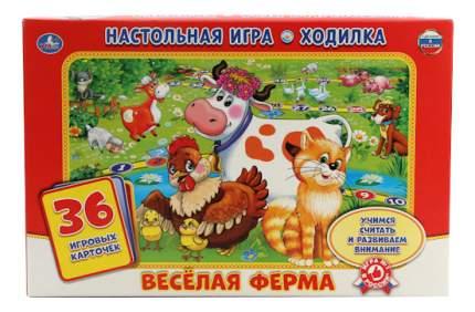 Настольная игра Умка Веселая ферма