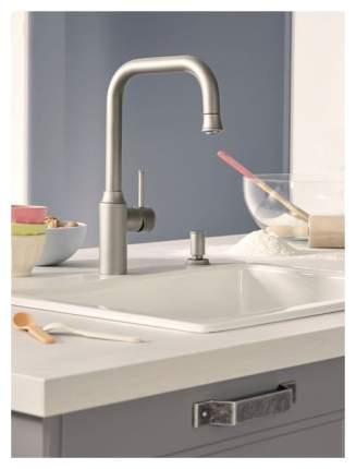 Смеситель для кухонной мойки Blanco LIVIA-S 521290 манган