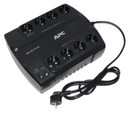 ИБП APC Back-UPS ES BE550G-RS Черный