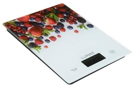 Весы кухонные Lumme LU-1340