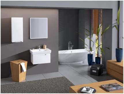Зеркало для ванной Dreja Tiny LED 70/80 99.9025 белый