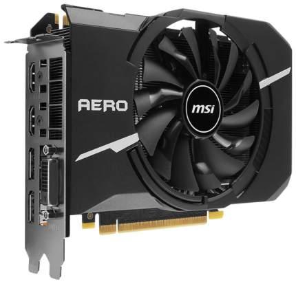 Видеокарта MSI Aero ITX GeForce GTX 1070 (GTX 1070 AERO ITX 8G OC)