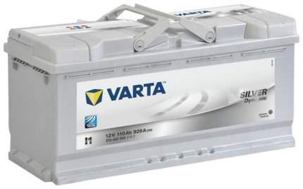Аккумулятор автомобильный автомобильный Varta Silver Dynamic 610402092 110 Ач