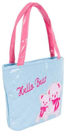 Детская сумка Shantou Gepai Hello Bear 635000 Голубой