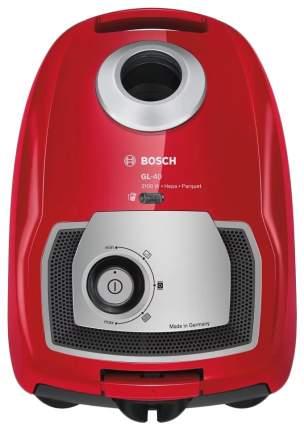 Пылесос Bosch  BGL4ZOOO Red