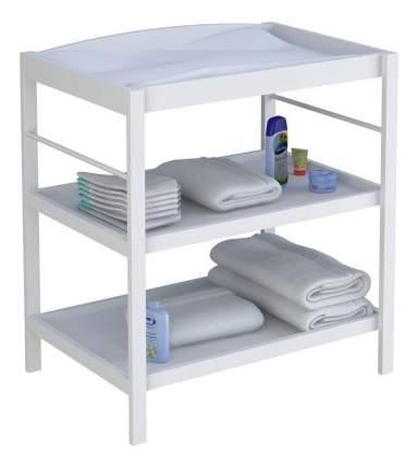Пеленальный столик Simple 1080 белый Polini