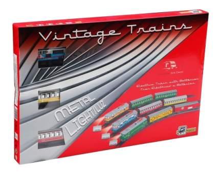 Железная дорога pequetren vintage train свет круг 2, 94 м Pequetren Б48773