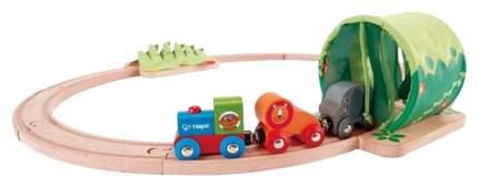 Железнодорожный набор Hape Путешествие по джунглям E3800