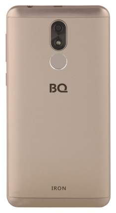 Смартфон BQ 5007L Iron 16Gb Gold