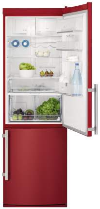 Холодильник Electrolux EN3487AOH Red