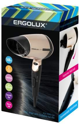 Фен ERGOLUX ELX-HD02-C64 13130