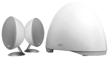 Комплект акустической системы KEF E305 White