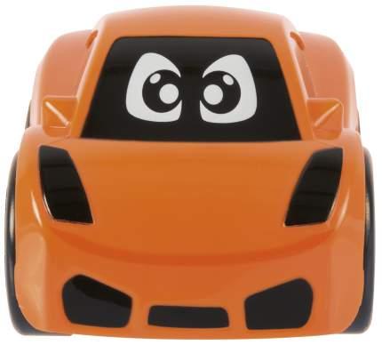 Машинка пластиковая Chicco Turbo Touch Oliver оранжевая