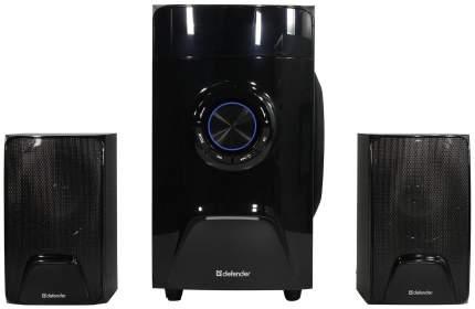 Колонки компьютерные 2.1 DEFENDER X500 Черный
