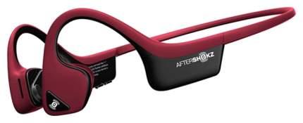 Беспроводные наушники AfterShokz Trekz Air Titanium Canyon Red