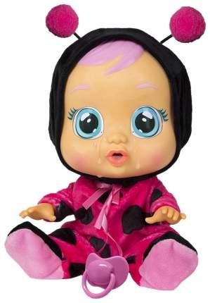 Кукла IMC toys 96295 Crybabies Плачущий младенец Леди Баг