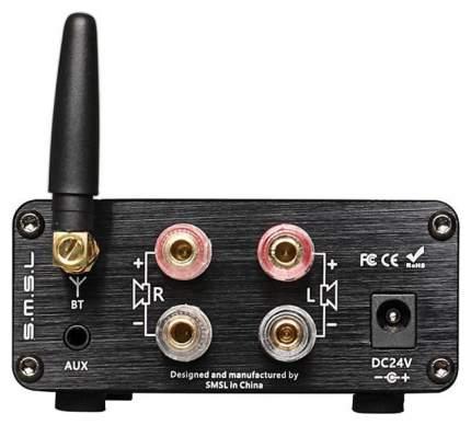 Цифровой усилитель SMSL SA-36A Plus Black