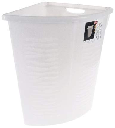 Корзина для белья Plastic Centre BQ1700 Мраморный