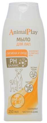 Мыло для лап Animal Play Гигиена и Уход с D-пантенолом и экстрактом череды 250 мл
