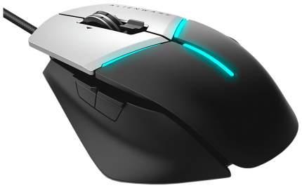 Проводная мышка Alienware AW958 Elite Gaming Silver/Black (570-AARG)