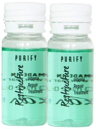 Лосьон Kaaral RESTRUCTURE Intense Repair Treatment 2*10 мл