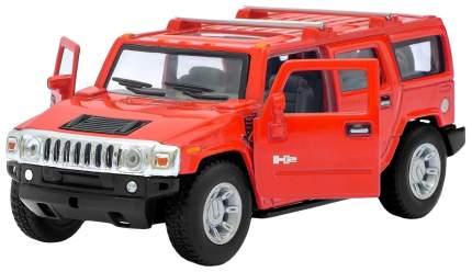 Машина металлическая Hummer H2 SUV, масштаб 1:40, открываются двери, инерция Kinsmart