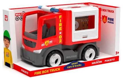 Пожарный грузовик для команды