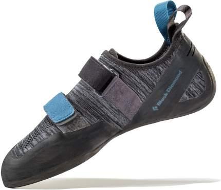Скальные туфли Black Diamond Momentum, ash, 8.5 US