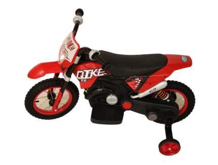 Детский электромотоциклBarty CROSSYM68, Красный